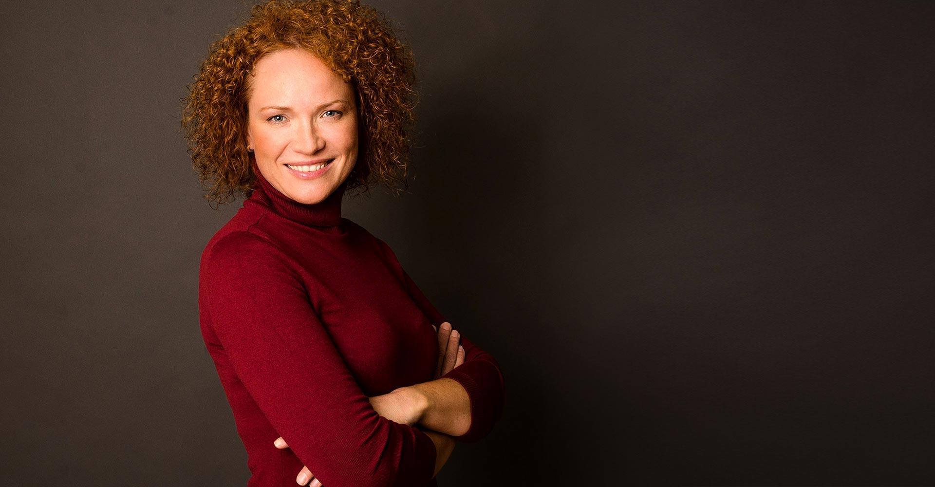 Heike Straub, Bella Presenza Make-Up Artist & Hairstyle Expert